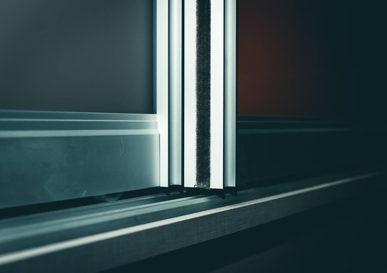 Einbauschrank mit schiebetüren – Interiors Design