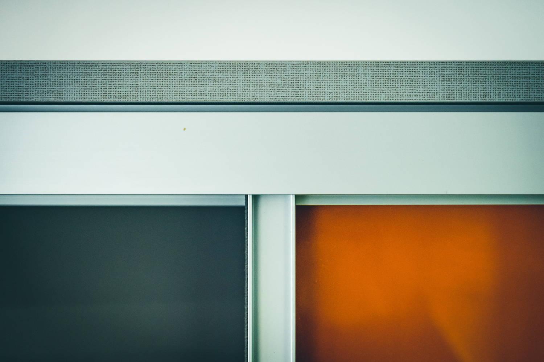 Einbauschrank design  Einbauschrank mit schiebetüren in unserem Showroom / Fabriciusstraße ...