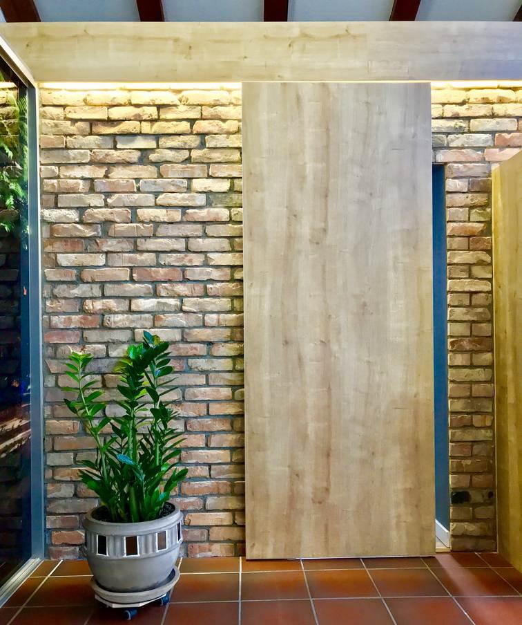 Versteckte Schiebetür versteckte türöffnung interiors design
