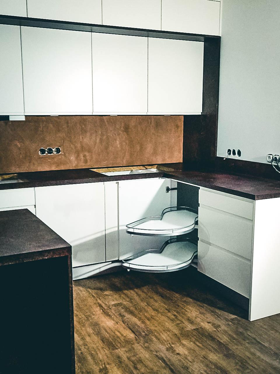 3d k che in hamburg eppendorf interiors design. Black Bedroom Furniture Sets. Home Design Ideas
