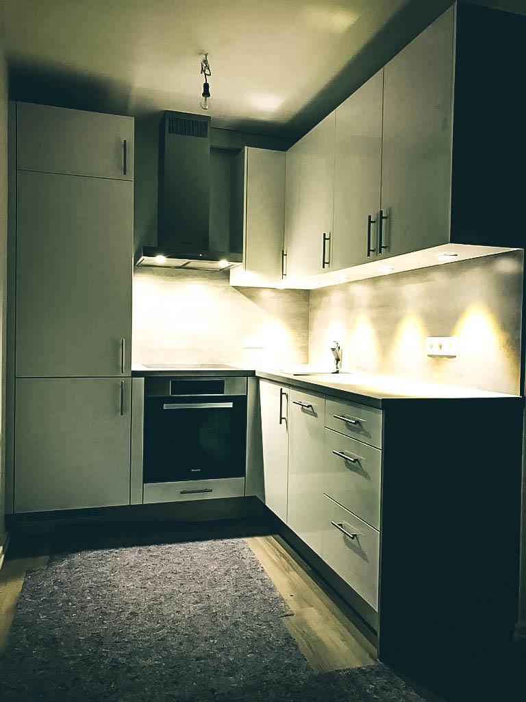 Individuelle Einbaukuche In Hamburg Wilhelmsburg Interiors Design